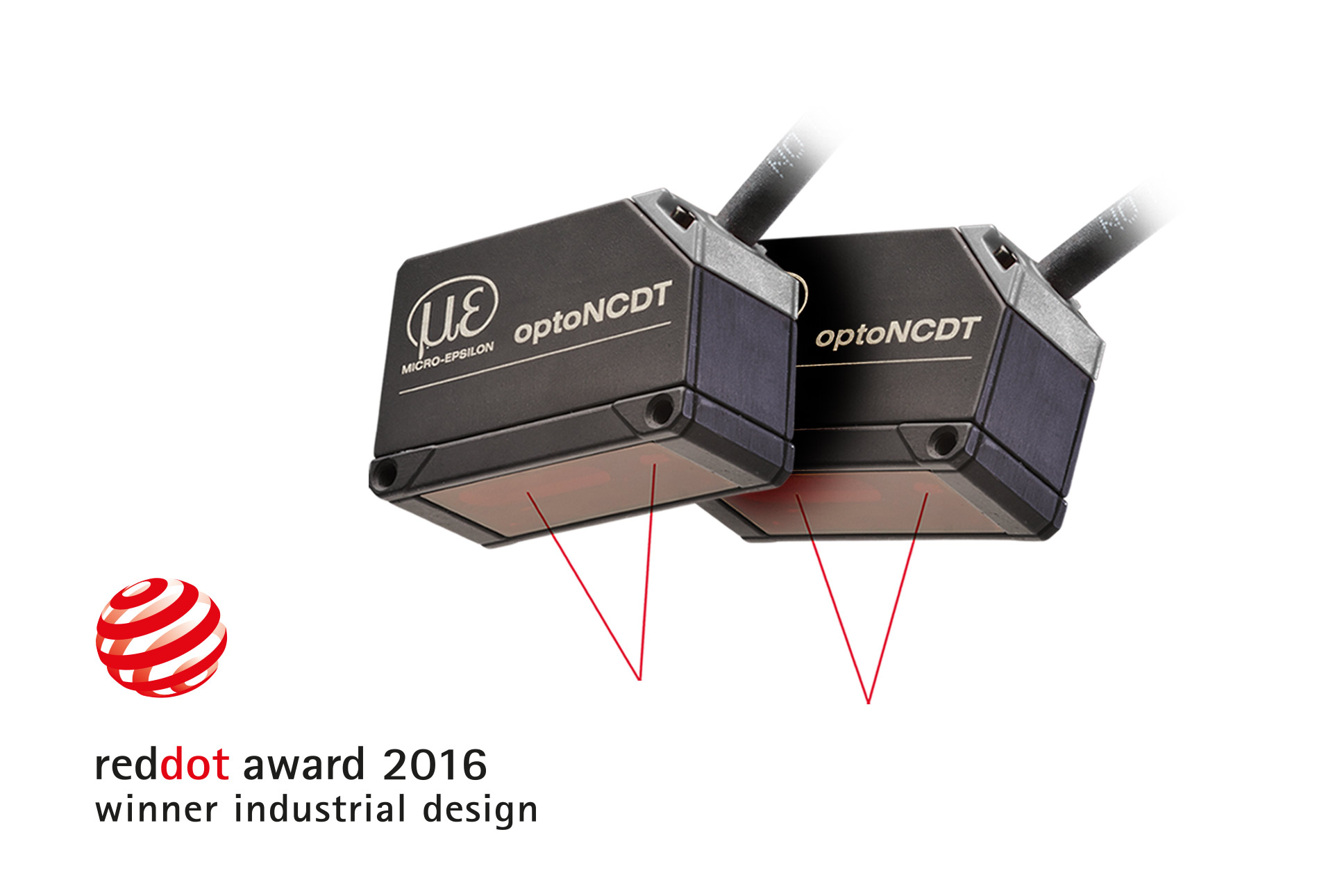 ILD1320-10 Miniatur-Laser-Wegsensor