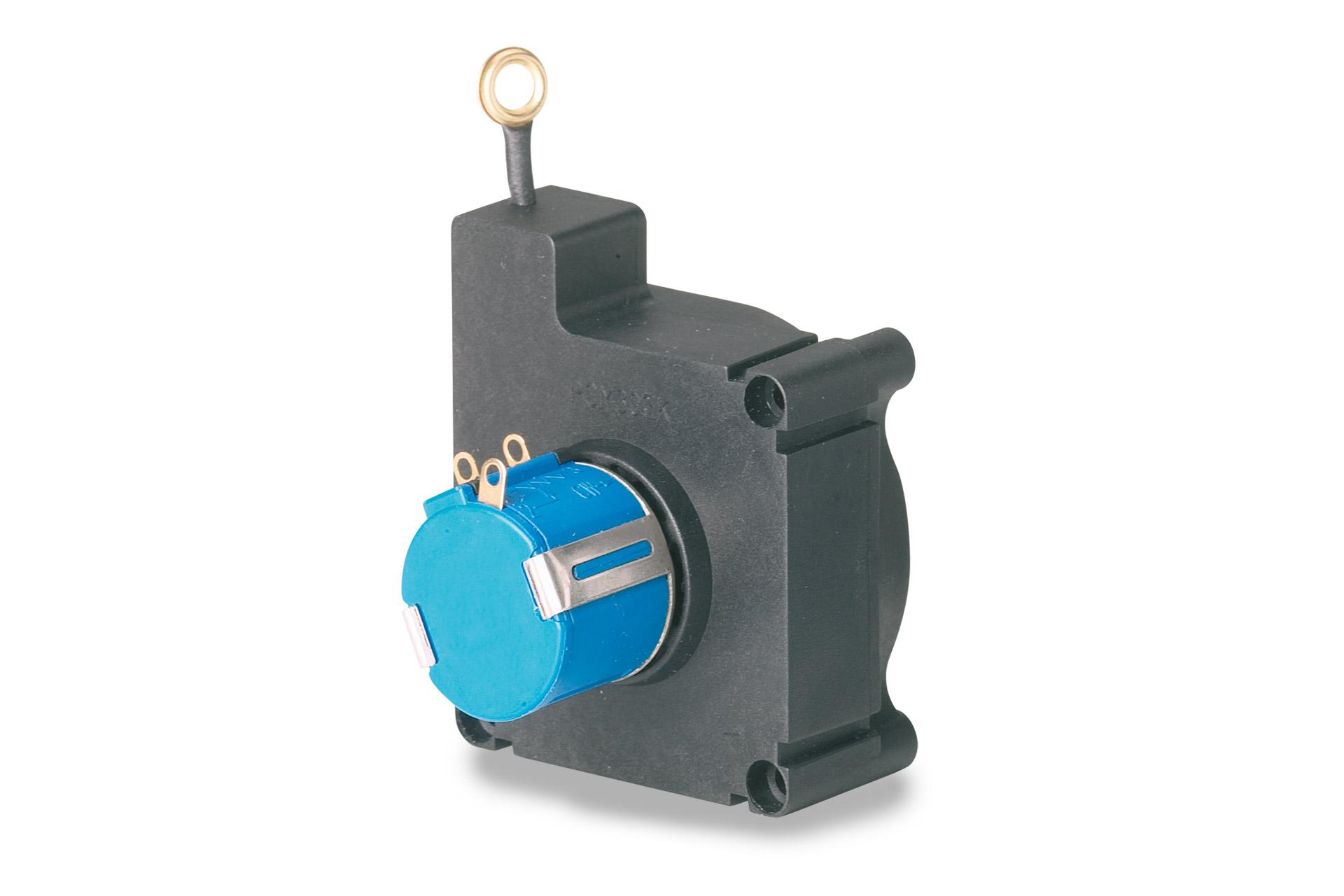 WPS-1250-MK46-P10 Miniatur-Seilzug-Wegsensor