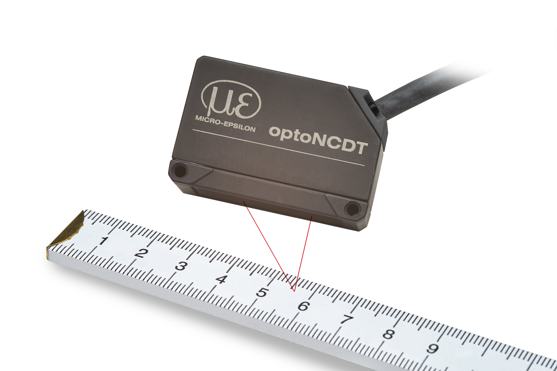 ILD1320-25 Miniatur-Laser-Wegsensor