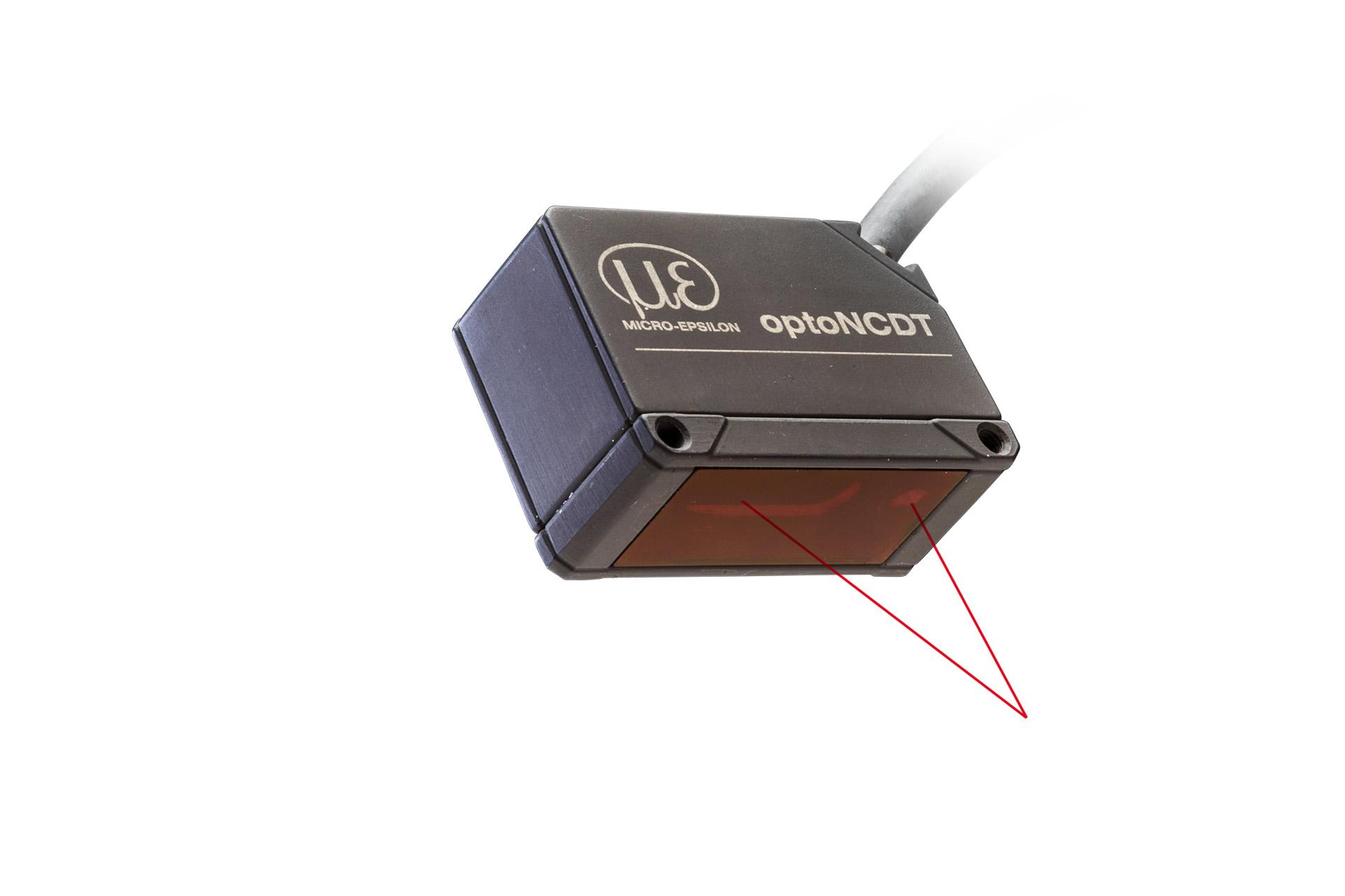 ILD1220-10 Miniatur-Laser-Wegsensor
