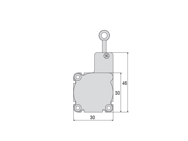 WPS-250-MK30-P10 Miniatur-Seilzug-Wegsensor