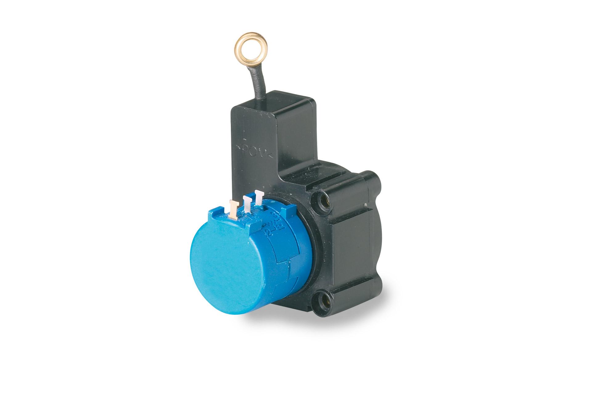 WPS-750-MK30-P10 Miniatur-Seilzug-Wegsensor
